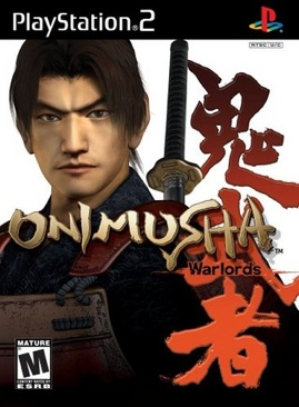 PS2: ONIMUSHA: WARLORDS (COMPLETE)